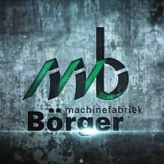 Bedrijfsfilm machinefabriek Börger